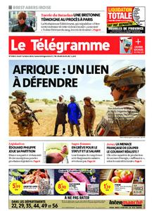 Le Télégramme Brest Abers Iroise – 07 octobre 2021