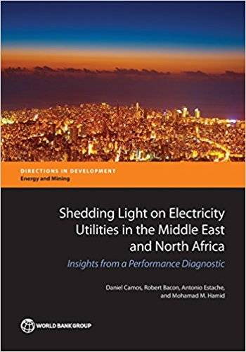 Shedding Light on Electricity Utilities in the Middle East and North Africa: Insights from a Performance Diagnostic (Directions