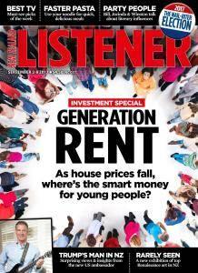 New Zealand Listener - September 2-8, 2017