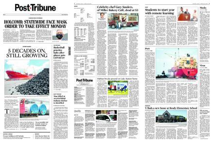 Post-Tribune – July 23, 2020