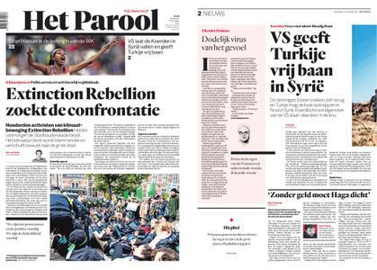 Het Parool – 07 oktober 2019