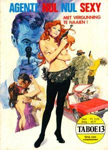 Taboe - 013 - Agente Nul Nul Sexy