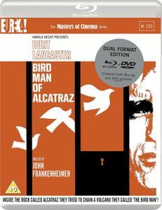 Birdman of Alcatraz (1962) [Masters of Cinema - Eureka!]