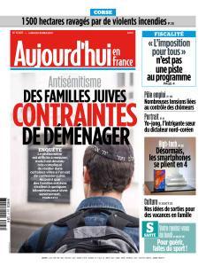 Aujourd'hui en France du Lundi 25 Février 2019