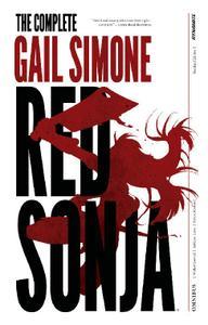 Dynamite-The Complete Gail Simone Red Sonja Omnibus 2019 Hybrid Comic eBook