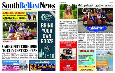 South Belfast News – June 14, 2019