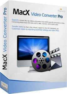 MacX Video Converter Pro 6.0.1 Multilingual MacOSX