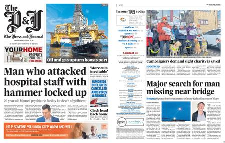 The Press and Journal Moray – March 03, 2020