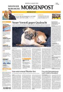 Solinger Morgenpost – 05. August 2019