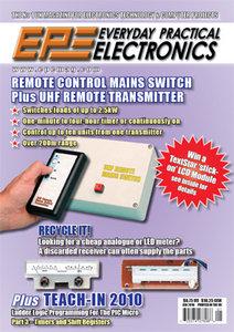 Everyday Practical Electronics - January 2010