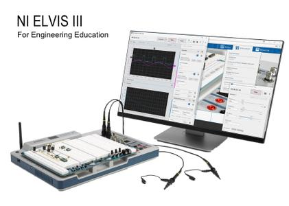 NI LabVIEW 2019 ELVIS III Toolkit SP1