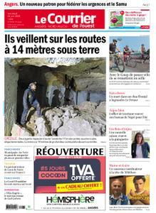 Le Courrier de l'Ouest Angers – 26 juin 2020