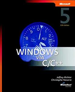 Windows via C/C++, 5 Edition