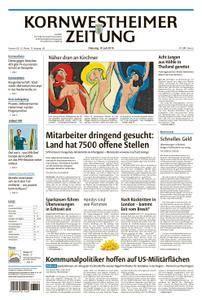 Kornwestheimer Zeitung - 10. Juli 2018