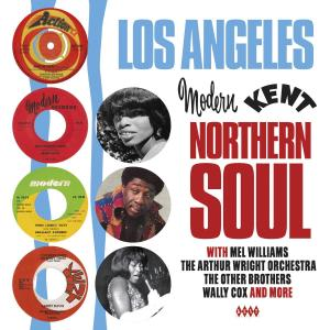00697cdd medium - VA - Los Angeles Modern and Kent Northern Soul (2019)