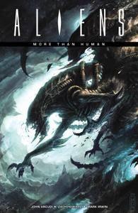 Aliens - than Human 2010 digital