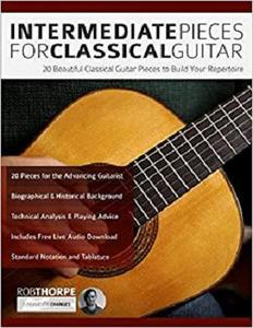 Intermediate Pieces for Classical Guitar