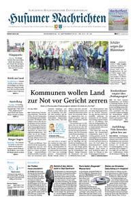 Husumer Nachrichten - 19. September 2019