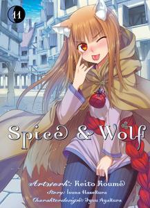 Spice & Wolf v11 2015 GER Digital danke