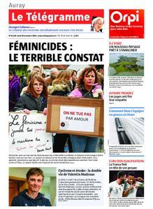 Le Télégramme Auray – 18 novembre 2019