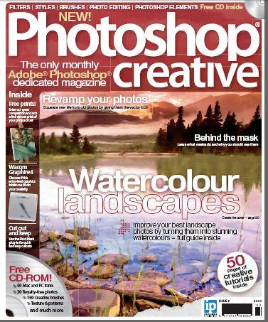 Photoshop Creative Magazine Issue 03