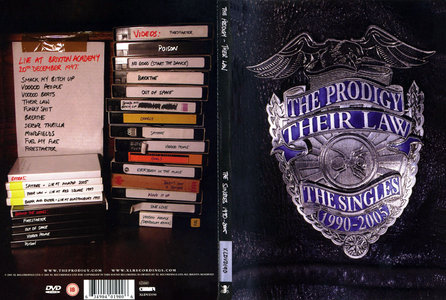 The Prodigy - Their Law: The Singles 1990-2005 (2005) [Re-Up]