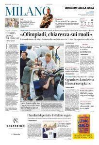 Corriere della Sera Milano - 1 Agosto 2018
