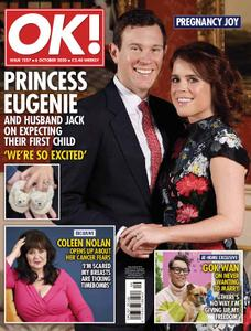 OK! Magazine UK – 05 October 2020