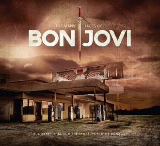 VA - The Many Faces Of Bon Jovi (2018)