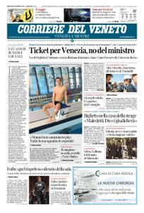 Corriere del Veneto Venezia e Mestre – 06 febbraio 2019