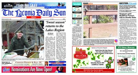 The Laconia Daily Sun – March 06, 2020