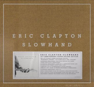 Eric Clapton - Slowhand (1977) [35th Anniversary Remaster '2012] Hi-Res FLAC 24/96