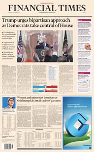 Financial Times Europe – 08 November 2018
