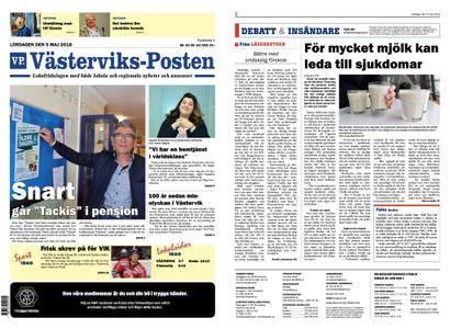 Västerviks-Posten – 05 maj 2018