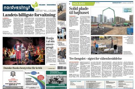 Nordvestnyt Holbæk Odsherred – 18. oktober 2018