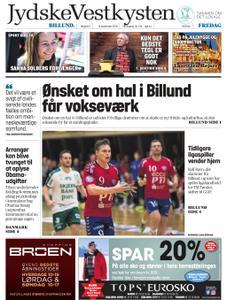 JydskeVestkysten Billund – 09. november 2018