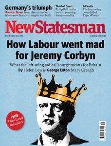 New Statesman - 24 - 30 July 2015