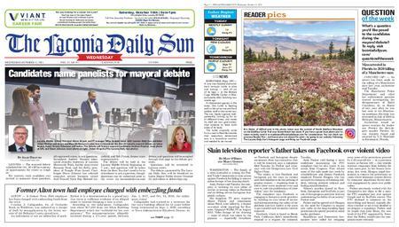 The Laconia Daily Sun – October 13, 2021