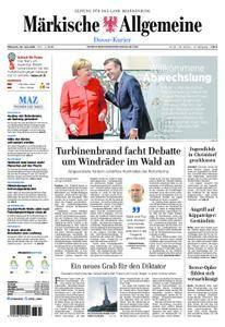 Märkische Allgemeine Dosse Kurier - 20. Juni 2018