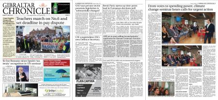 Gibraltar Chronicle – 03 May 2019