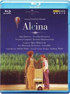 Marc Minkowski, Les Musiciens du Louvre, Anja Harteros, Vesselina Kasarova - Handel: Alcina (2011) [Blu-Ray]
