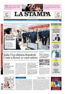 La Stampa Torino Provincia e Canavese - 11 Febbraio 2020