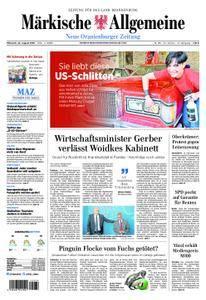 Neue Oranienburger Zeitung - 22. August 2018