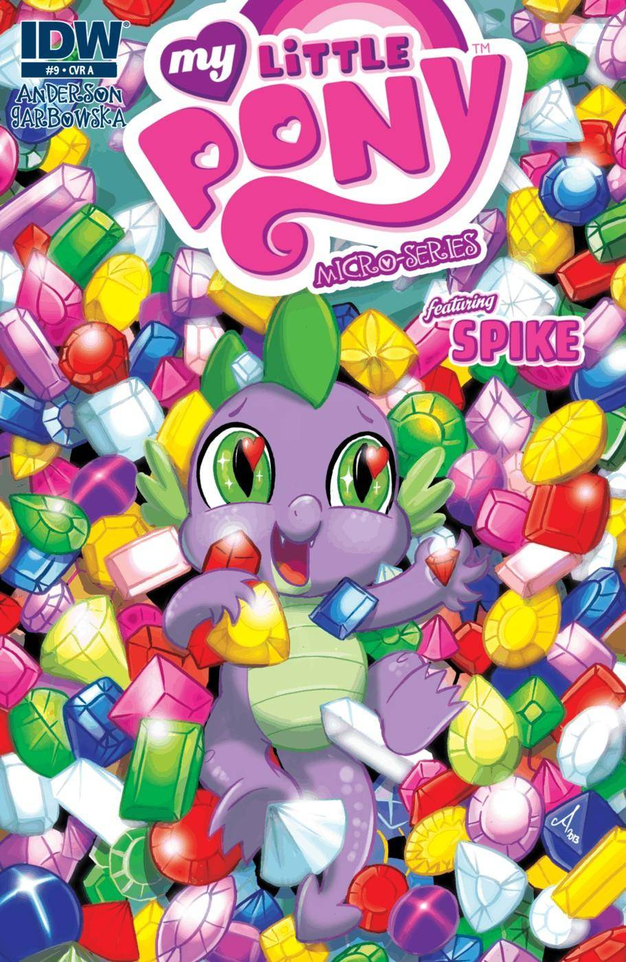 My Little Pony - Micro Series 009 2013 2 covers digital