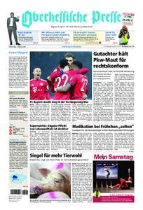 Oberhessische Presse Marburg/Ostkreis - 07. Februar 2019