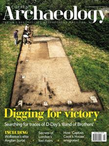 Current Archaeology -  Issue 354