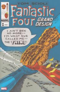 Fantastic Four-Grand Design 001 2019 Digital Zone