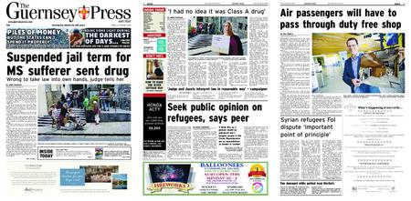 The Guernsey Press – 19 October 2018