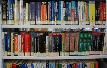 Great Science books Library