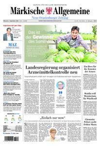 Neue Oranienburger Zeitung - 05. September 2018